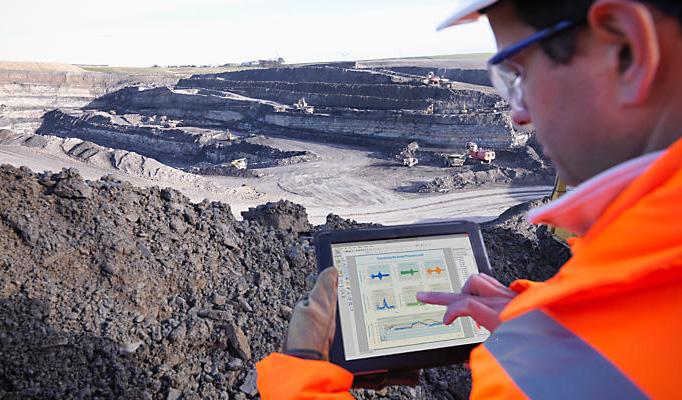 monitoreo de aplicaciones para Minería