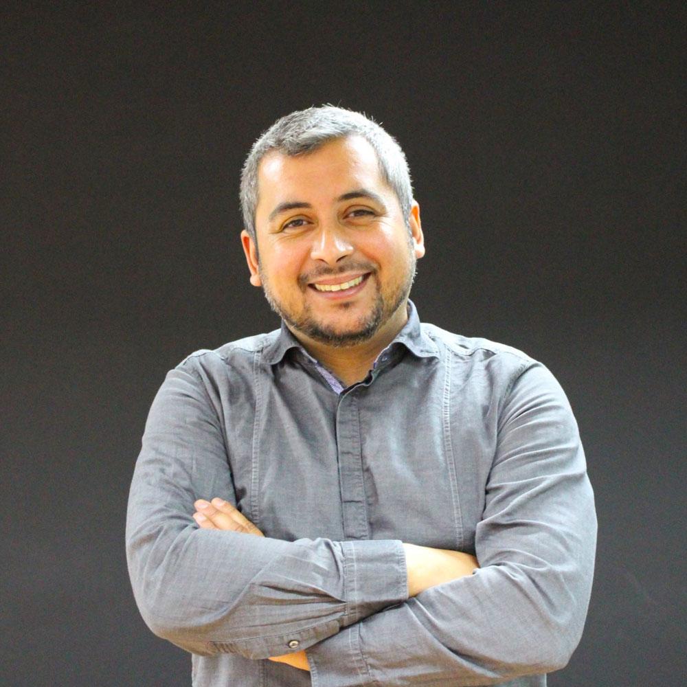 Marcelo Ravilet CEO Vzor suite